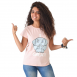 NAS Trends T-Shirt Short Sleeve For Women-image-2