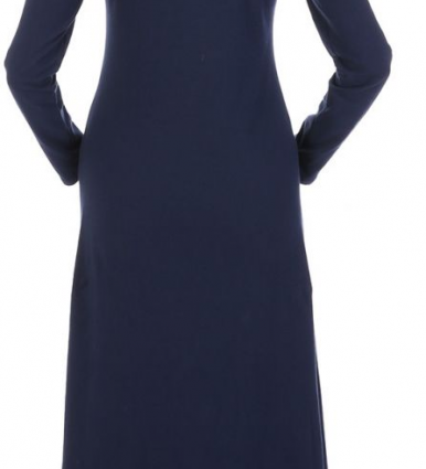 Carina Nightgown For Women - Navy-image-variation-2